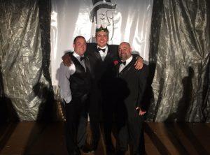 Mr Cougar trio 2016