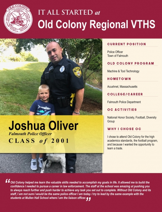 Alumni Profiles: Where are they now? - Old Colony Regional